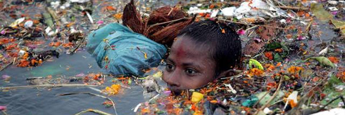 Save Yamuna river – India