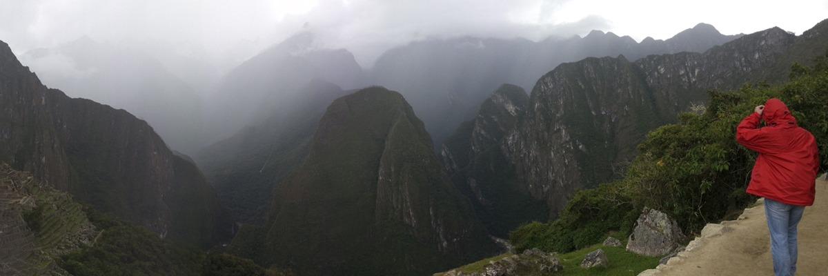 Machu Picchu by João Rego
