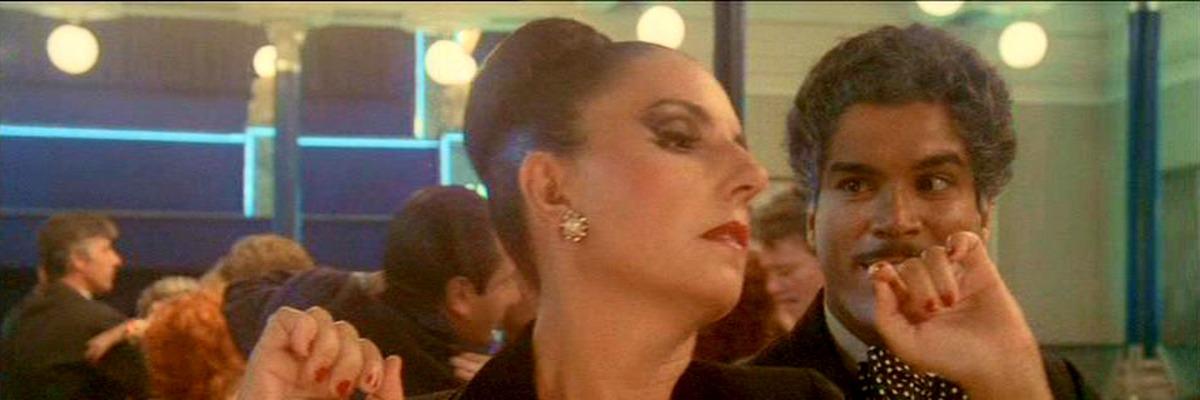 Cena do filme  O Baile de Etore Escola.