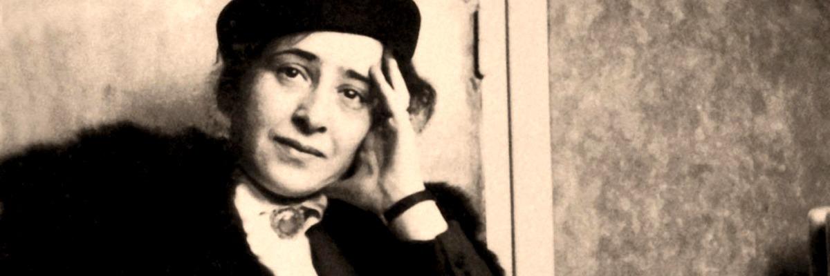 Hanna Arendt – filósofa alemã