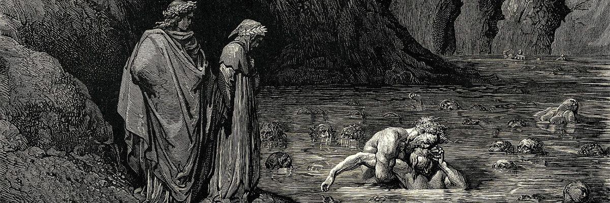 O Inferno de Dante ? Gustav Dor?.