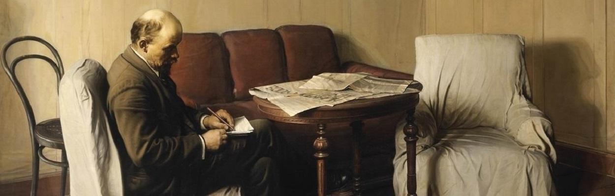 Lenin in Smolny, Isaak Brodsky, 1930.