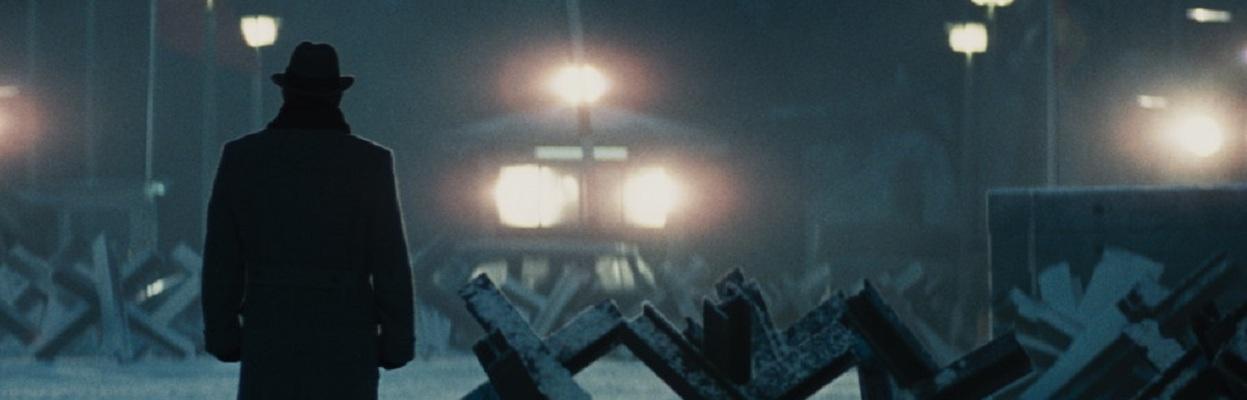 "Cena de ""A Ponte dos Espiões"" (2015) S. Spielberg."