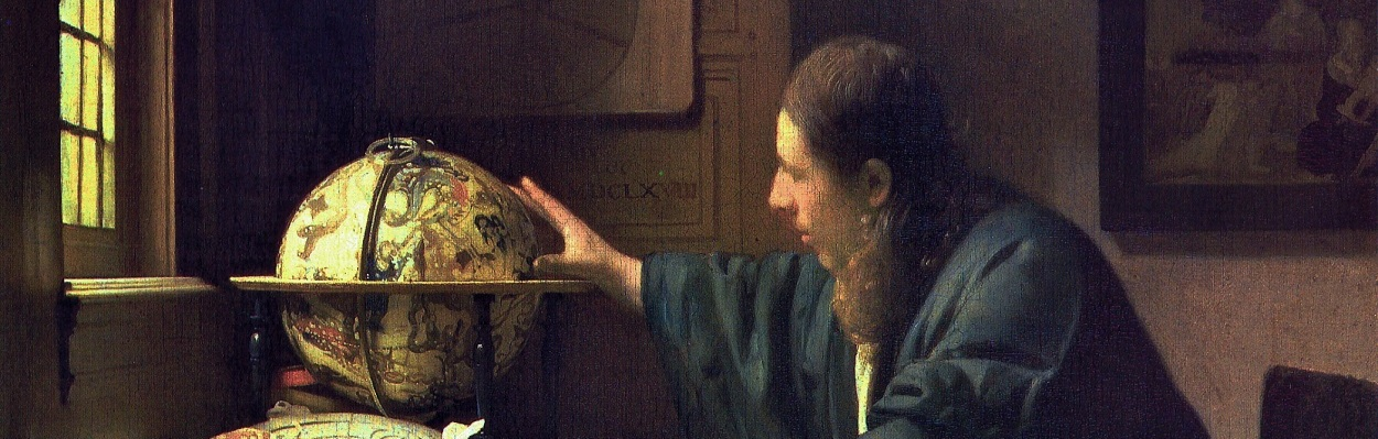 O Astrônomo (Vermeer).