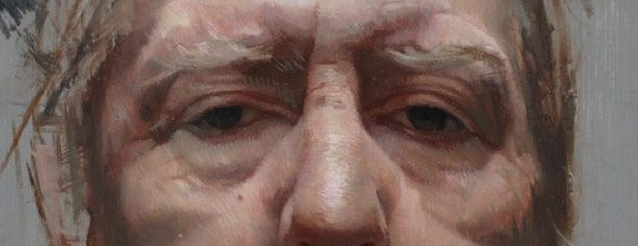 Old man – by David Jon Kassan.